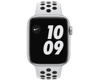 Apple Watch SE Nike 44/Silver/Black Sport LTE - 593017 - zdjęcie 2