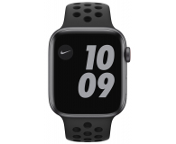 Apple Watch SE Nike 44/Space Gray/Black Sport LTE - 593019 - zdjęcie 2