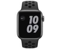 Apple Watch SE Nike 40/Space Gray/Black Sport LTE - 593015 - zdjęcie 2