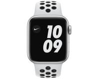 Apple Watch SE Nike 40/Silver/Black Sport LTE - 593014 - zdjęcie 2