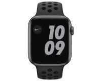 Apple Watch 6 Nike 44/Space Gray/Black Sport LTE - 592997 - zdjęcie 2