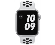 Apple Watch 6 Nike 40/Silver/Black Sport LTE - 593001 - zdjęcie 2