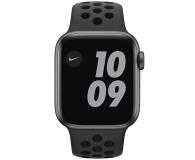 Apple Watch 6 Nike 40/Space Gray/Black Sport LTE - 593000 - zdjęcie 2