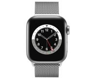 Apple Watch 6 40/Silver Steel/Silver Loop LTE - 593143 - zdjęcie 2