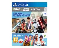 PlayStation The Sims 4 + Star Wars : Wyprawa na Batuu - 589048 - zdjęcie 1
