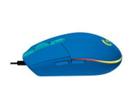 Logitech G102 LIGHTSYNC blue - 592507 - zdjęcie 3