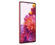 Samsung Galaxy S20 FE 5G Fan Edition Czerwony - 590628 - zdjęcie 4