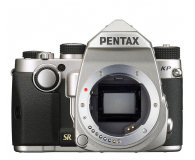 Pentax KP body srebrny - 478153 - zdjęcie 1