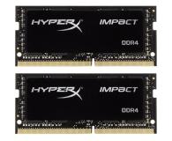 HyperX 64GB (2x32GB) 3200MHz CL20 Impact - 590716 - zdjęcie 1