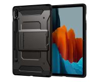 Spigen Tough Armor Pro do Galaxy Tab S7 Gunmetal - 590768 - zdjęcie 1