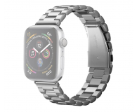 Spigen Bransoleta do Apple Watch Modern Fit Band srebrny - 527302 - zdjęcie 1