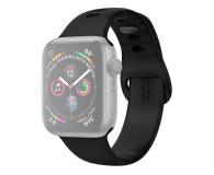 Spigen Pasek Silikonowy Air Fit do Apple Watch czarny - 527194 - zdjęcie 1