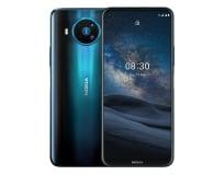 Nokia 8.3 5G 8/128GB Polar Night + Nokia Earbuds BH-405 - 591197 - zdjęcie 2