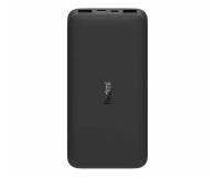 Xiaomi Redmi Power Bank 10000mAh Czarny - 590997 - zdjęcie 1