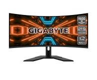 Gigabyte G34WQC czarny Curved HDR - 593252 - zdjęcie 1