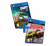 PlayStation Racing Pack GRID & DiRT Rally 2.0 - 593636 - zdjęcie 1