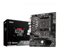 MSI A520M-A PRO - 587710 - zdjęcie 1