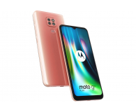 Motorola Moto G9 Play 4/64GB Purple Rose + 64GB - 588685 - zdjęcie 6