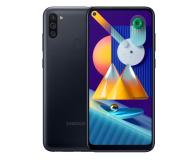 Samsung Galaxy M11 SM-M115F czarny - 594348 - zdjęcie 1