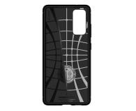 Spigen Rugged Armor do Galaxy S20 FE Fan Edition czarny - 594453 - zdjęcie 2