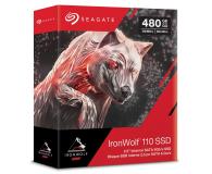 "Seagate 480GB 2,5"" SATA SSD IronWolf 110 NAS  - 495539 - zdjęcie 3"
