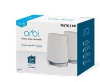 Netgear Orbi WiFi 6 System RBK752 (4200Mb/s a/b/g/n/ac/ax) - 590568 - zdjęcie 3