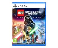 PlayStation Lego Gwiezdne Wojny: Saga Skywalkerów - 590764 - zdjęcie 1