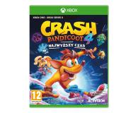 Xbox Crash Bandicoot™ 4: Najwyższy Czas - 575322 - zdjęcie 1