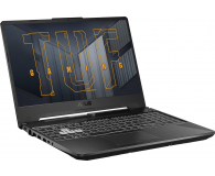 ASUS TUF Gaming A15 R7-5800H/16GB/1TB/W10 RTX3070 240Hz - 620010 - zdjęcie 4