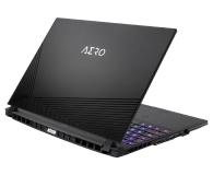 Gigabyte AERO 15 i7-10870H/16GB/512/W10 RTX3070Q - 640026 - zdjęcie 4