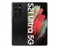 Samsung Galaxy S21 Ultra G998B 12/128 Dual SIM Black 5G - 614070 - zdjęcie 1