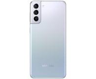 Samsung Galaxy S21+ 8/256 Dual SIM Silver+Clear View Cover - 619096 - zdjęcie 4