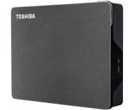Toshiba Canvio Gaming 4TB USB 3.2 Czarny - 620512 - zdjęcie 2