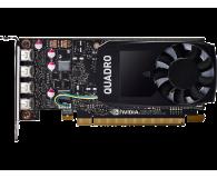 HP Quadro P1000 4GB GDDR5 - 623630 - zdjęcie 2