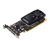 HP Quadro P1000 4GB GDDR5 - 623630 - zdjęcie 1