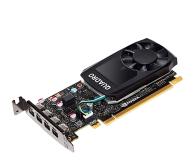 HP Quadro P620 2GB GDDR5 - 623629 - zdjęcie 1