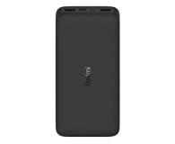 Xiaomi Redmi 20000mAh 18W Fast Charge Power Bank (Czarny) - 603404 - zdjęcie 1