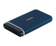 Transcend ESD370C 1TB USB 3.2 Gen. 2 Niebieski - 620953 - zdjęcie 2