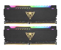 Patriot 16GB (2x8GB) 3200MHz CL18 Viper Steel RGB - 621622 - zdjęcie 1