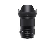 Sigma A 40mm f/1.4 DG HSM Canon - 620658 - zdjęcie 3