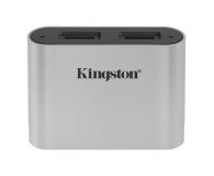 Kingston Workflow (microSD) USB 3.2 Gen 1 USB-C - 624102 - zdjęcie 2
