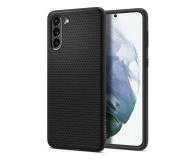 Spigen Liquid Air do Samsung Galaxy S21+ black  - 622337 - zdjęcie 1