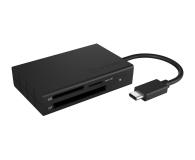 ICY BOX USB-C Multi Card Reader - 622640 - zdjęcie 1