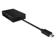 ICY BOX USB-C Multi Card Reader - 622640 - zdjęcie 2