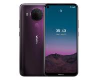 Nokia 5.4 Dual SIM 4/64GB purpurowy - 624113 - zdjęcie 1