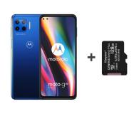 Motorola Moto G 5G Plus 6/128GB Surfing Blue 90Hz + 128GB - 586275 - zdjęcie 1
