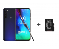 Motorola Moto G Pro 4/128GB Mystic Indigo + 128GB - 582147 - zdjęcie 1