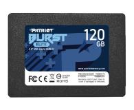 "Patriot 120GB 2,5"" SATA SSD BURST ELITE - 622632 - zdjęcie 1"
