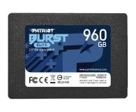 "Patriot 960GB 2,5"" SATA SSD BURST ELITE - 622639 - zdjęcie 1"