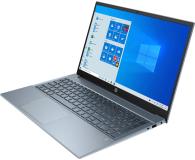 HP Pavilion 15 i5-1135G7/8GB/512/Win10 Blue - 617739 - zdjęcie 2